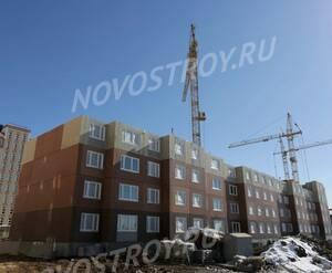 ЖК «Государев дом»: ход строительства корпуса №16.1