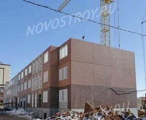 ЖК «Государев дом»: ход строительства корпуса №16.2