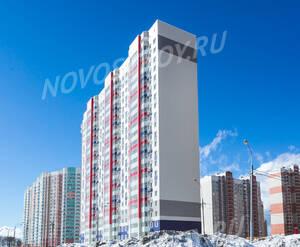 ЖК «Путилково»: ход строительства корпуса №31