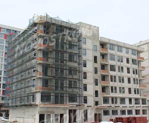 ЖК «Испанские кварталы»: ход строительства дома №14.3
