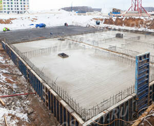 ЖК «Бунинские луга»: ход строительства корпуса №1.16.2