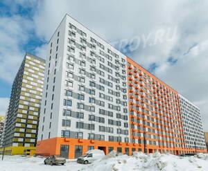 ЖК «Ярославский»: ход строительства корпуса №38.1