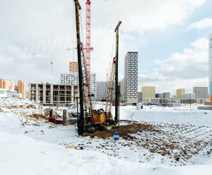 ЖК «Ярославский»: ход строительства корпуса №45