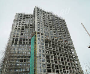 ЖК «Новая Звезда» (Газопровод): ход строительства корпуса №5