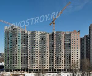 ЖК «Мир Митино»: ход строительства корпуса №9