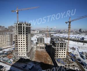 ЖК «Татьянин парк»: ход строительства корпуса №8