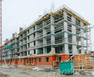 ЖК «Пригород.Лесное»: ход строительства корпуса №23