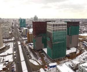 ЖК «Родной город. Воронцовский парк»: скриншот с видеообзора