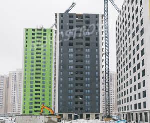 ЖК «Новокуркино»: ход строительства корпуса №1.2