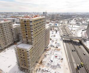 ЖК «Символ»: ход строительства квартала Свобода