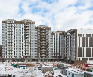 ЖК «Северный»: ход строительства корпуса №6