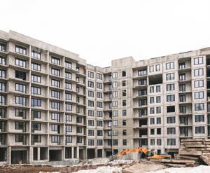 ЖК «Северный»: ход строительства корпуса №10