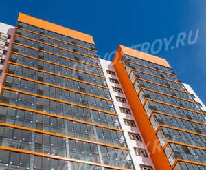 ЖК «Восточное Бутово»: ход строительства корпуса №19,19а
