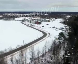 Малоэтажный ЖК «Федоскинская слобода»: скриншот с видеообзора