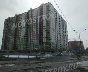 ЖК UP-квартал «Новое Тушино»: ход строительства корпуса №1