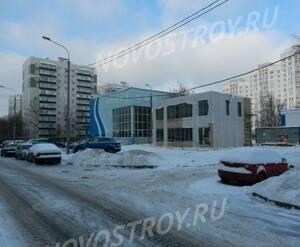 ЖК «в микрорайоне 3Б» (Зеленоград): строительная площадка