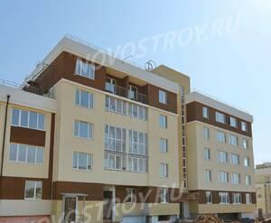 Малоэтажный ЖК «Малина»: ход строительства корпуса №2.1