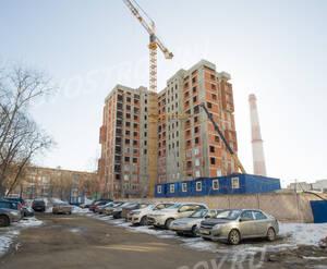 ЖК «Дом на Сходненской»: ход строительства