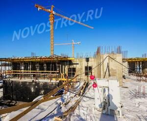 ЖК «Город-событие «Лайково»: ход строительства дома №34