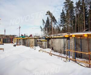 ЖК «Лесобережный»: ход строительства дома №28