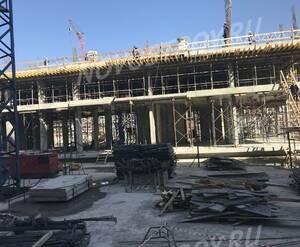 МФК «Резиденции архитекторов»: ход строительства корпуса №9