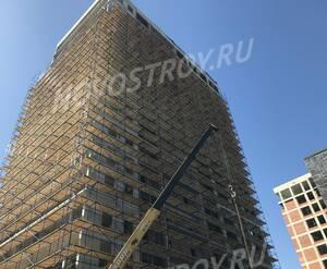 МФК «Резиденции архитекторов»: ход строительства корпуса №12