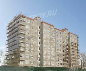 ЖК «Новая Алексеевская роща»: ход строительства корпуса №6.2