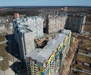 ЖК «Победа»: ход строительства дома №3