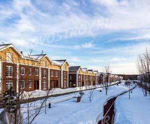 КП «KASKAD Park»: ход строительства