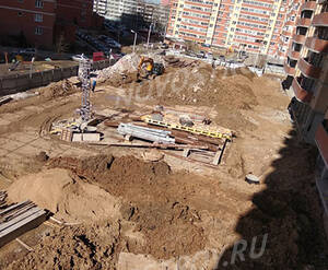 ЖК «Батарейный»: ход строительства