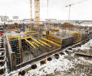 ЖК «Лесопарковый»: ход строительства