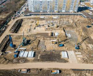 ЖК «Люберецкий»: ход строительства корпуса №8