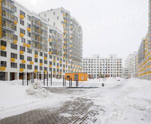ЖК «Новокрасково»: ход строительства корпуса №1