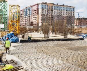 ЖК «Видный город»: ход строительства дома №13