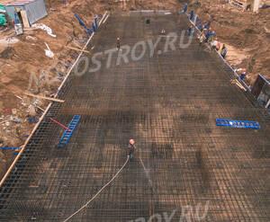 ЖК «Одинцово-1»: ход строительства корпуса №1.1