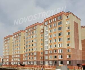 ЖК «Государев дом»: ход строительства корпуса №17