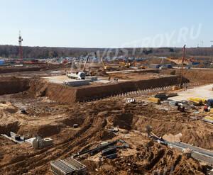 ЖК «Бунинские луга»: ход строительства корпуса №11.2
