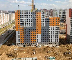 ЖК «Бутово-Парк 2Б»: ход строительства корпуса №28
