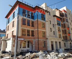ЖК «Опалиха О3»: ход строительства дома №7 из официального форума ЖК Опалиха О3