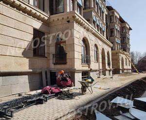 ЖК «Опалиха О3»: ход строительства дома №13 из официального форума ЖК Опалиха О3