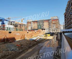ЖК «Опалиха О3»: ход строительства дома №14 из официального форума ЖК Опалиха О3