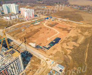 ЖК «Новые Ватутинки» (мкр-н. Центральный): ход строительства корпуса №8.1,8.2