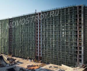 ЖК «ЗИЛАРТ»: ход строительства дома №1