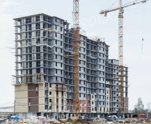 ЖК «Пригород.Лесное»: ход строительства корпуса №20