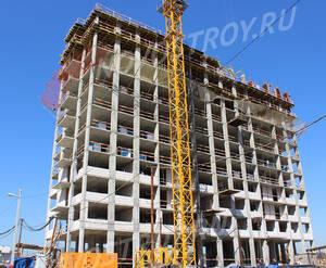 ЖК «Москва А101»: ход строительства дома №21