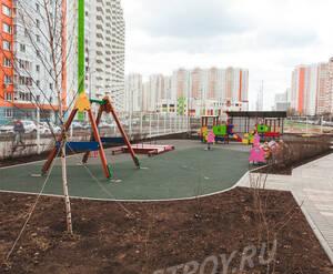 ЖК «Новокуркино»: ход строительства детского сада