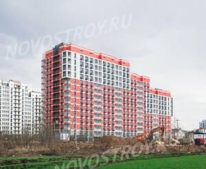 ЖК «Северный»: ход строительства корпуса №5