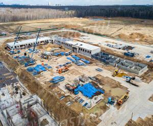 ЖК «Восточное Бутово»: ход строительства корпуса №8.1