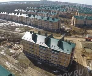 Малоэтажный ЖК «Марьино Град»: скриншот с видеообзора