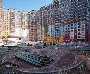 ЖК «Солнечная система»: ход строительства дома №5 из группы застройщика